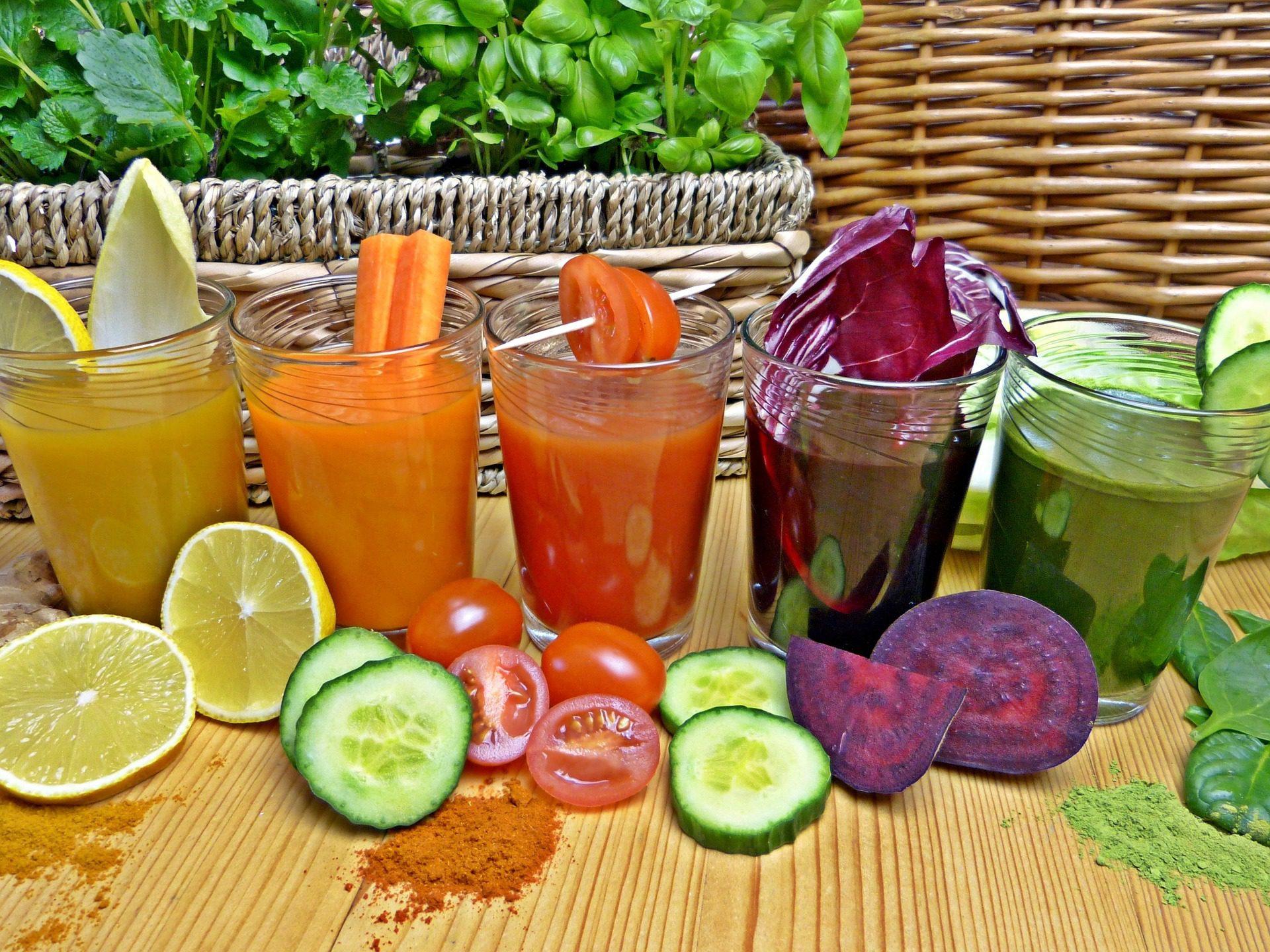 Jarní detoxikace a očista organismu