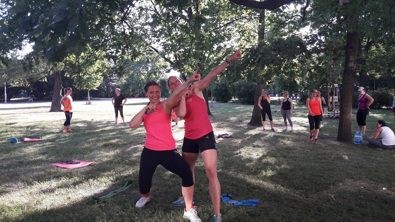 Proč je venkovní cvičení super?